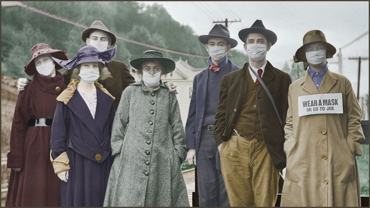 The 1918 Spanish Flu Pandemic and Lessons Learned Image
