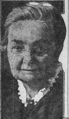 Early Maryland Women Physician: Amanda Norris, MD Image