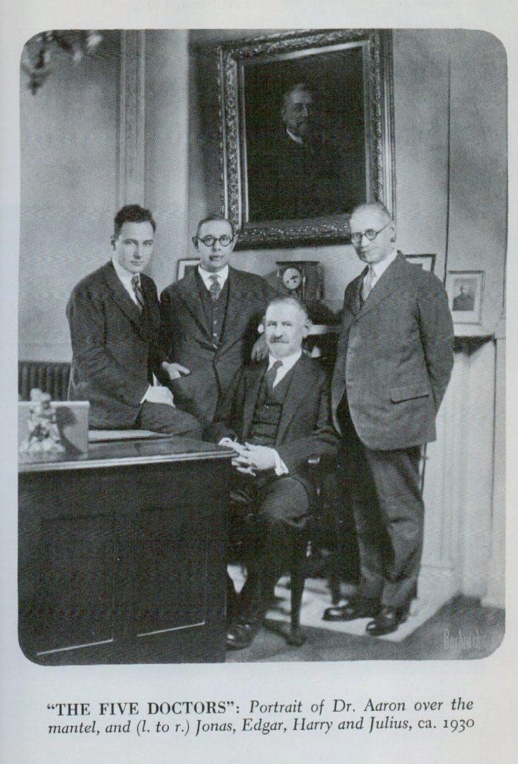 Friedenwald's Medicinal Liquor Establishment Image