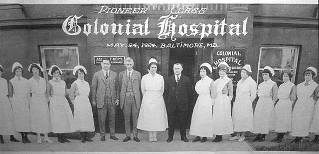 Colonial Hospital Image