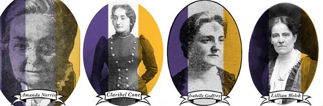 Early Women Members Image