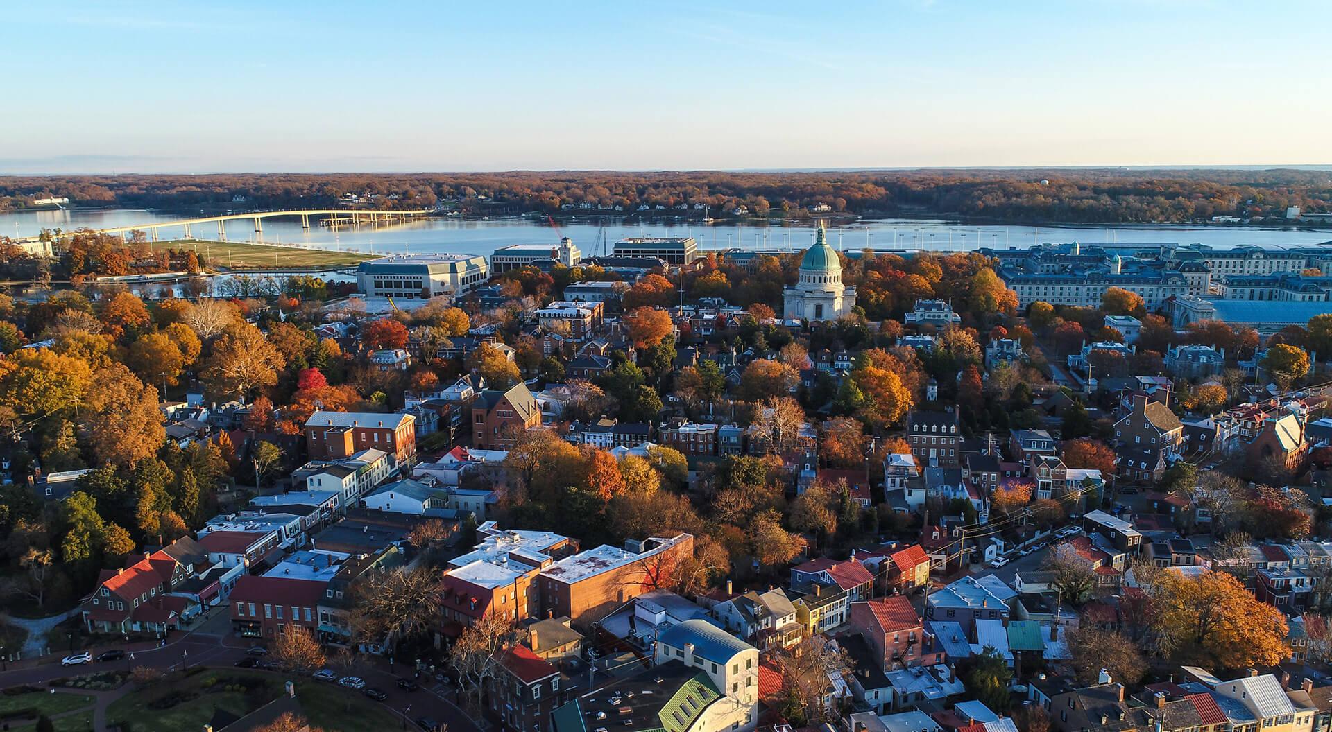 Landscape of Annapolis